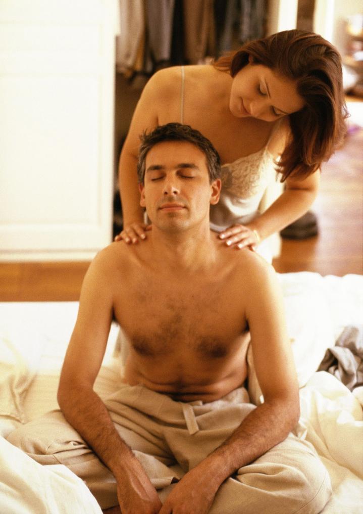 Шикарный массаж для мужчин