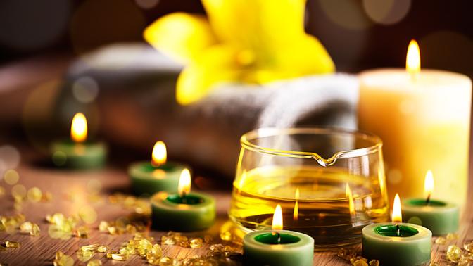Чувственный relax-массаж для мужчин