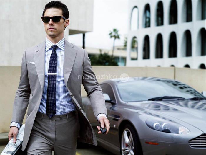 Где богатые мужчины