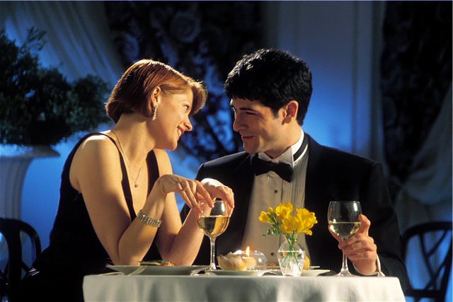 Богатые мужчины любят интересных женщин