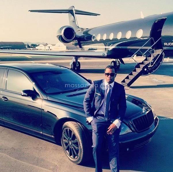 Богатые мужчины Москвы