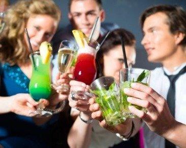 Напитки консуматорш