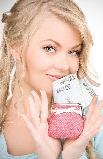 Деньги у эскортессы