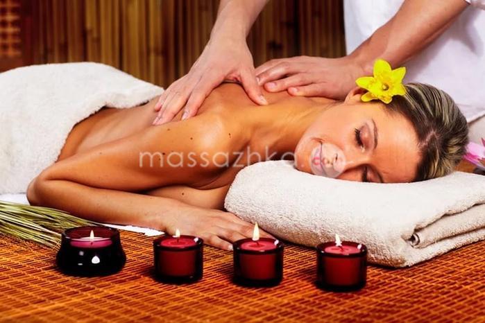 Русское массаж фото