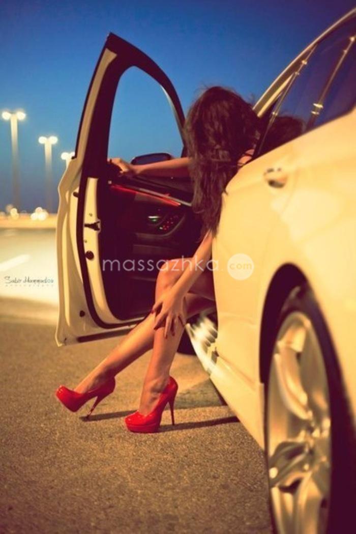 Фото девушек с машиной на аву