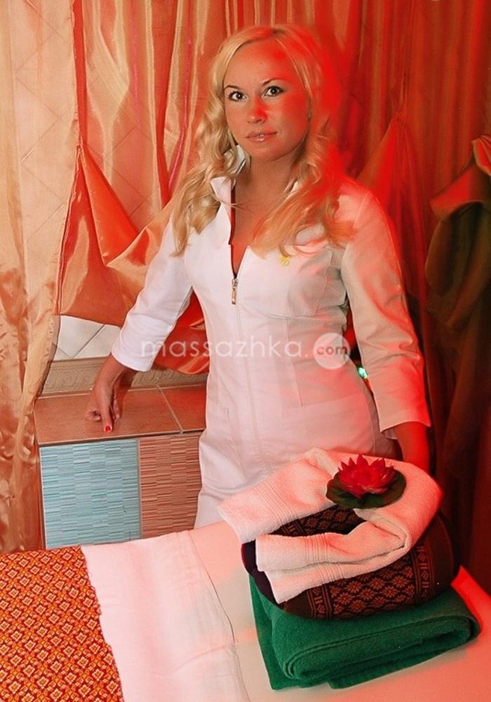 массажистка работа для девушек в москве